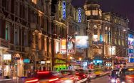 Londres West End 2020